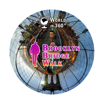 360° Video: Brooklyn Bridge Walk