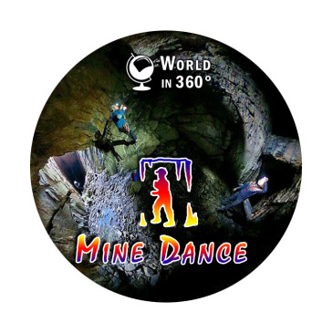 360° Video: Mine Dance