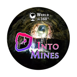 360° Video: Into Mines