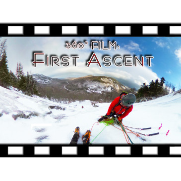 360° FILM: First Ascent