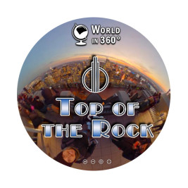 360° Video: Top of the Rock