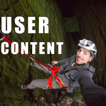 NEW: User Submitted Content Area!