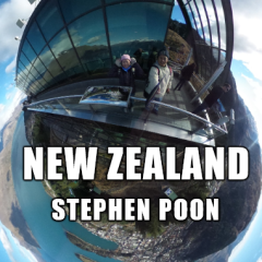 New Zealand, Stephen Poon