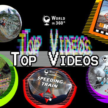 TOP 360° Videos of All Time!