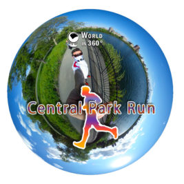 360° Video: Running in Central Park