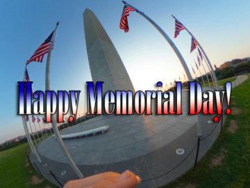 360° Photo: Happy Memorial Day