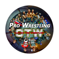 360 VIDEO: Professional Wrestling at OTW!